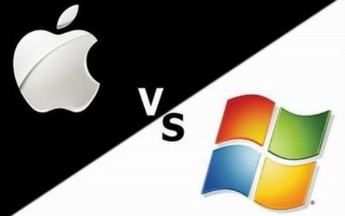 苹果和微软广告大战了30年,精彩绝伦!